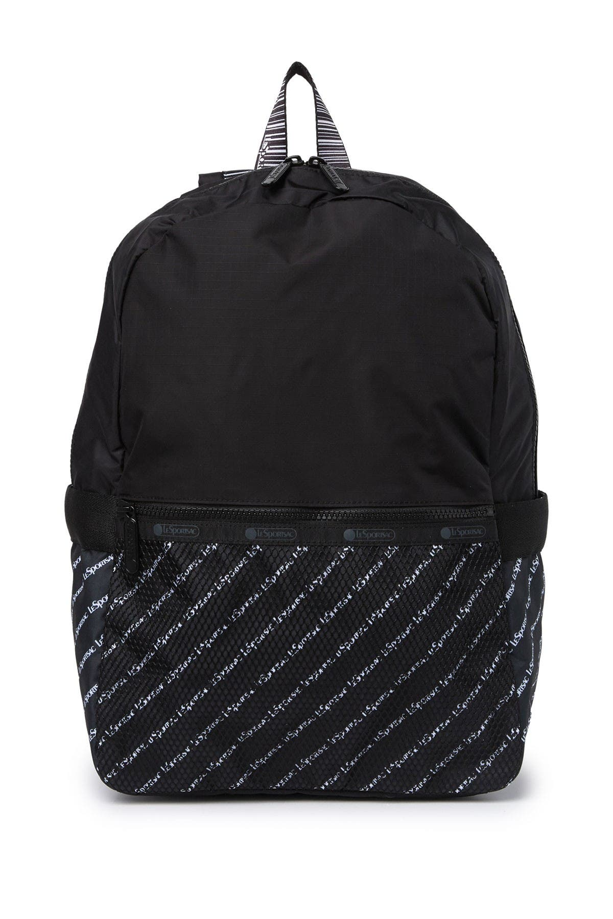 Image of LeSportsac Patterned Carrier Backpack