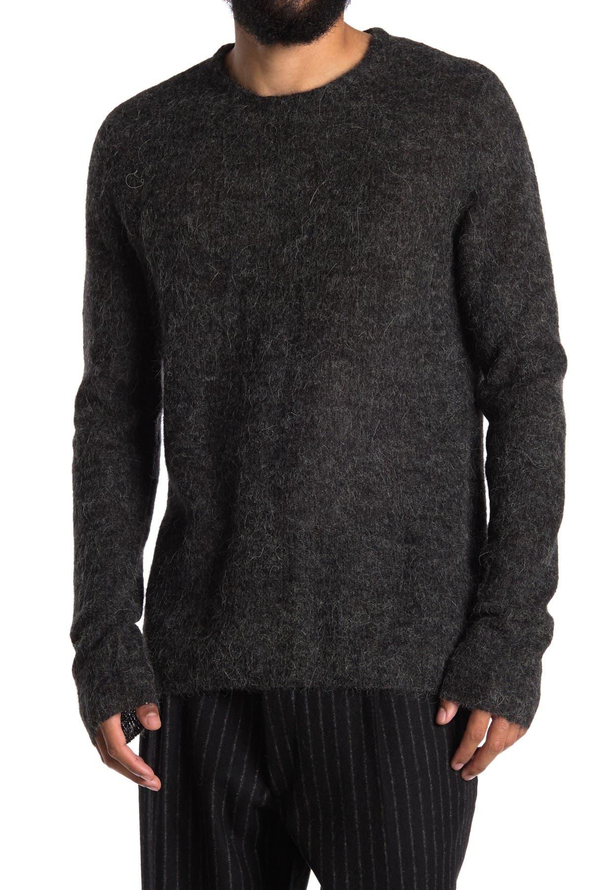 Image of MAISON MARTIN MARGIELA Crew Neck Knit Sweater