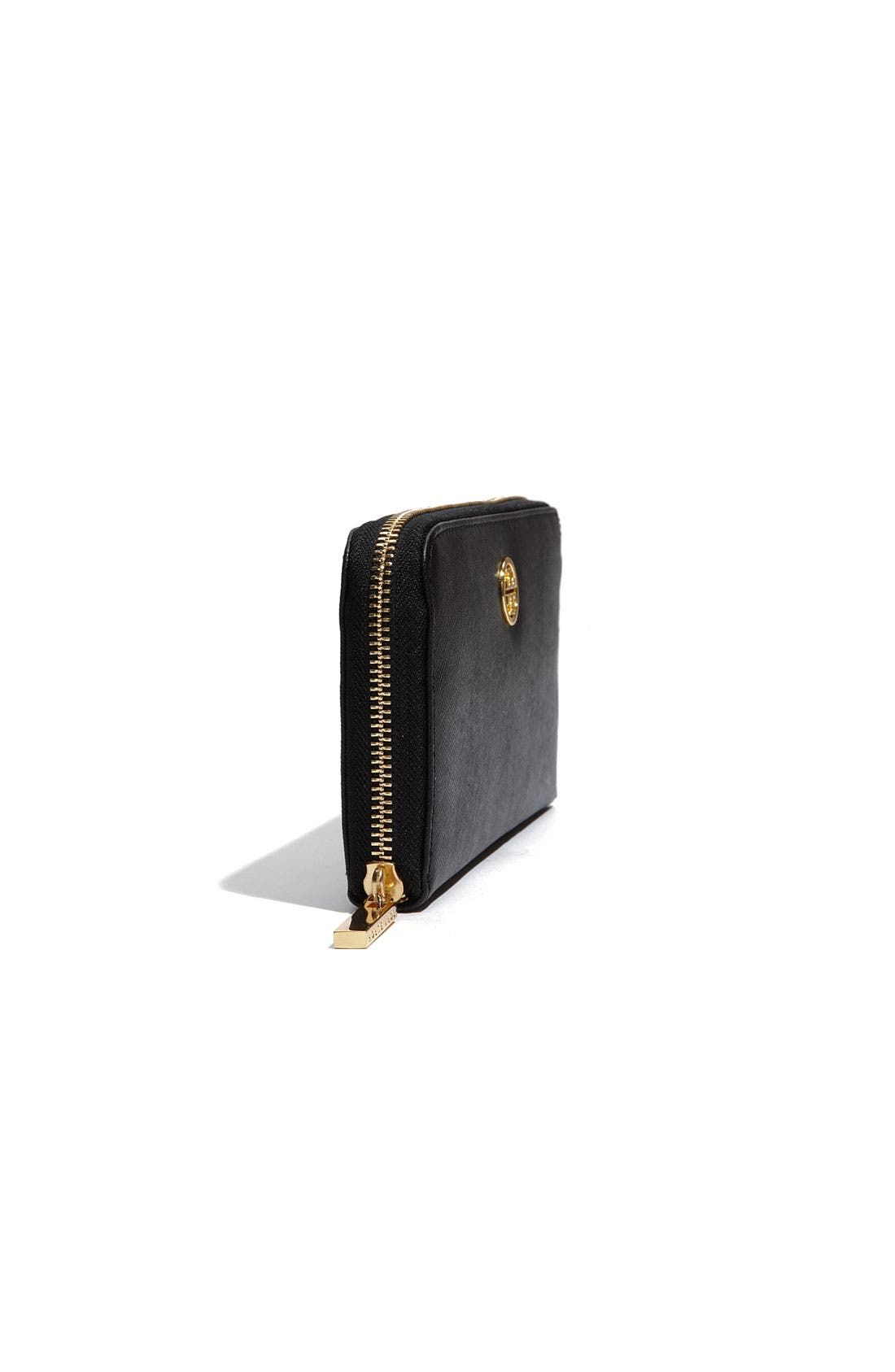,                             'Robinson' Zip Continental Wallet,                             Alternate thumbnail 3, color,                             001