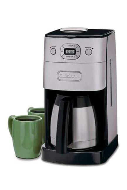 Image of Cuisinart Grind and Brew Thermal 10-Cup Automatic Coffeemaker