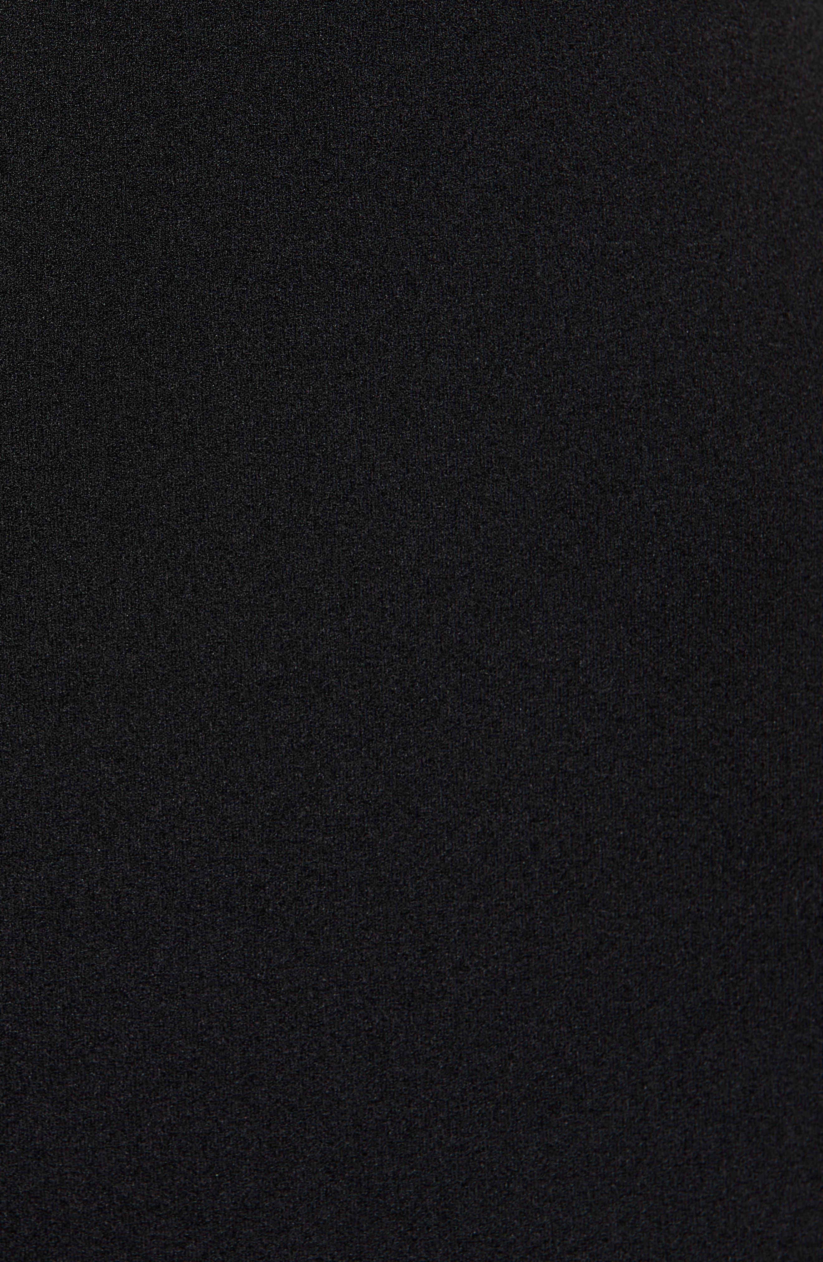 ,                             Strappy Jumpsuit,                             Alternate thumbnail 6, color,                             BLACK