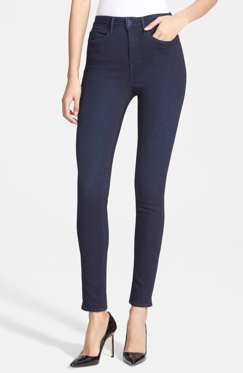 AYR High Rise Skinny Jeans, Main, color, 400