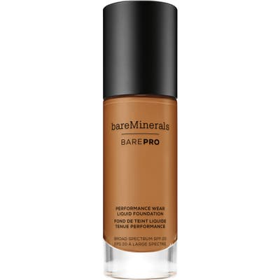 Bareminerals Barepro Performance Wear Liquid Foundation - 23 Walnut