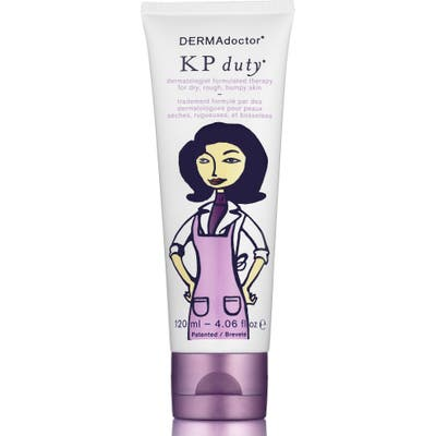 Dermadoctor Kp Duty Dermatologist Formulated Moisturizing Therapy For Dry, Rough & Bumpy Skin, oz