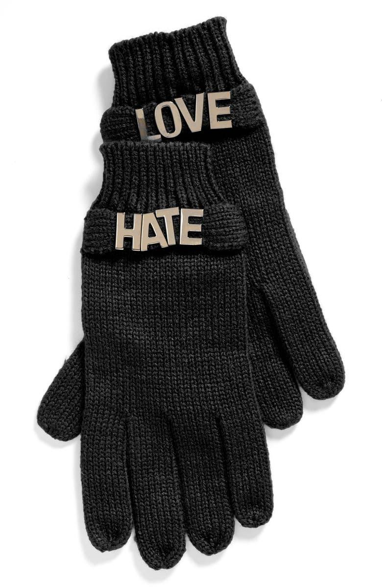 BCBGENERATION 'Affirmation' Gloves, Main, color, 001