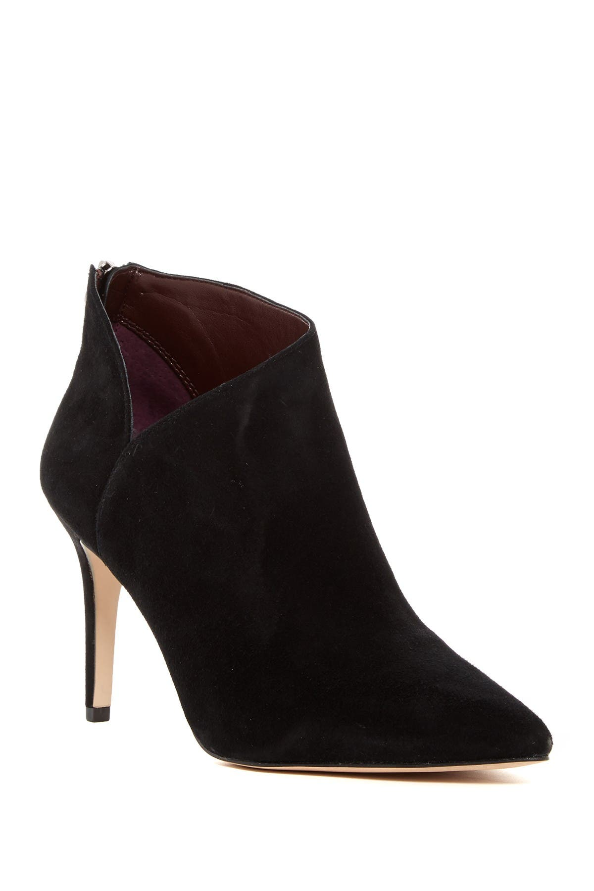 Image of Enzo Angiolini Ruthely Suede Bootie - Wide Width Available