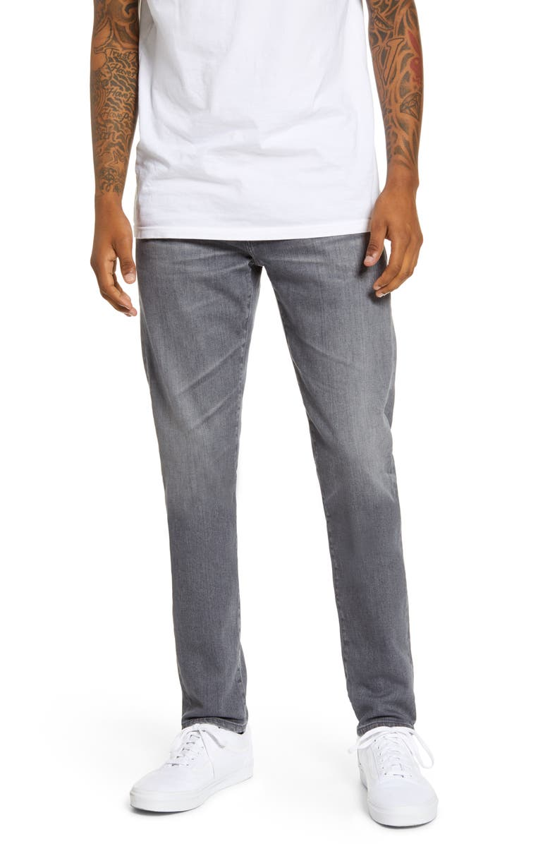 AG Dylan Skinny Fit Jeans, Main, color, 8 YEARS NICO