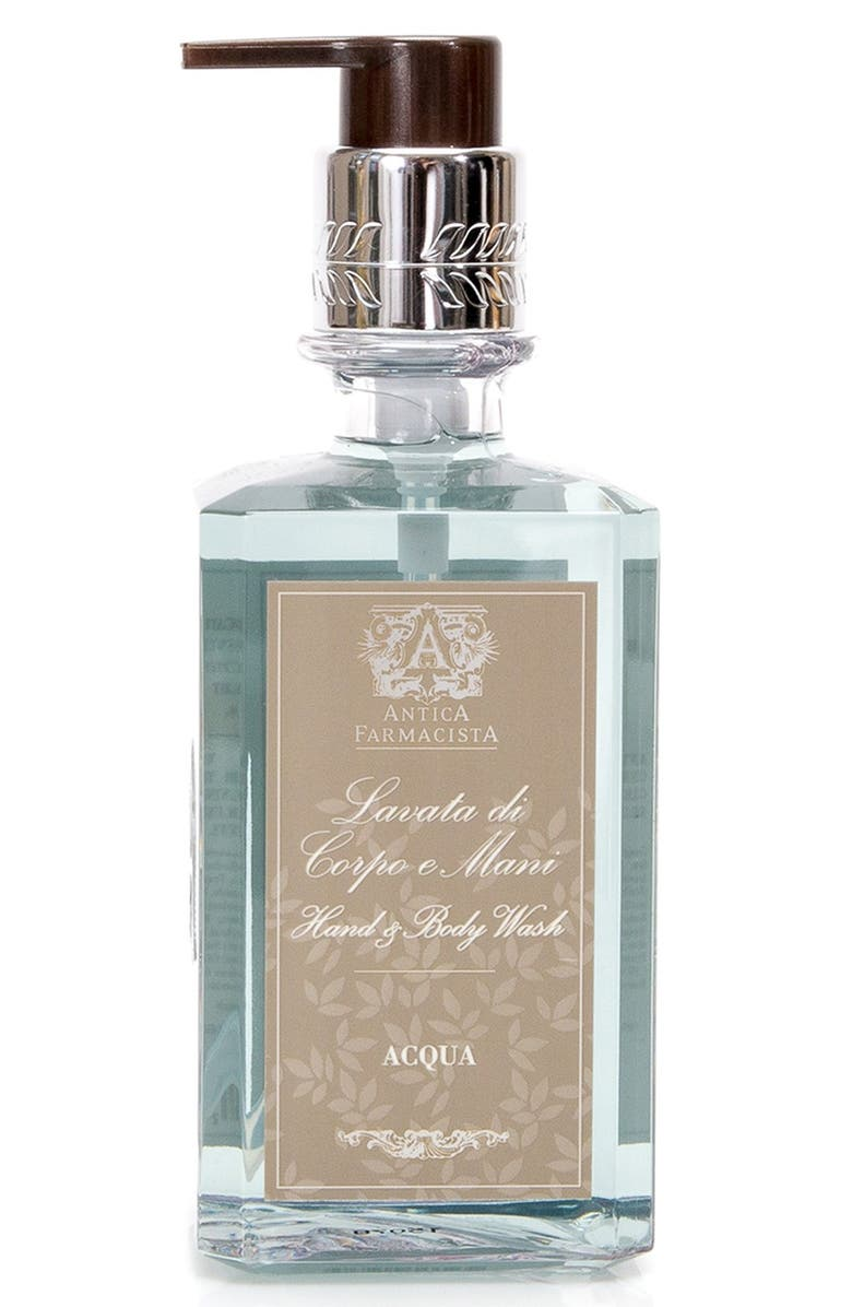 ANTICA FARMACISTA 'Acqua' Hand Wash, Main, color, NO COLOR