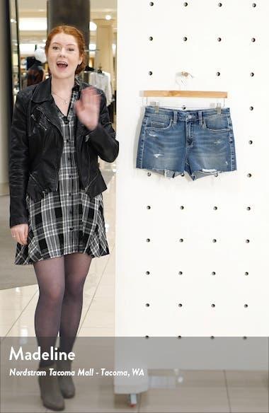 Essex Cutoff Denim Shorts, sales video thumbnail