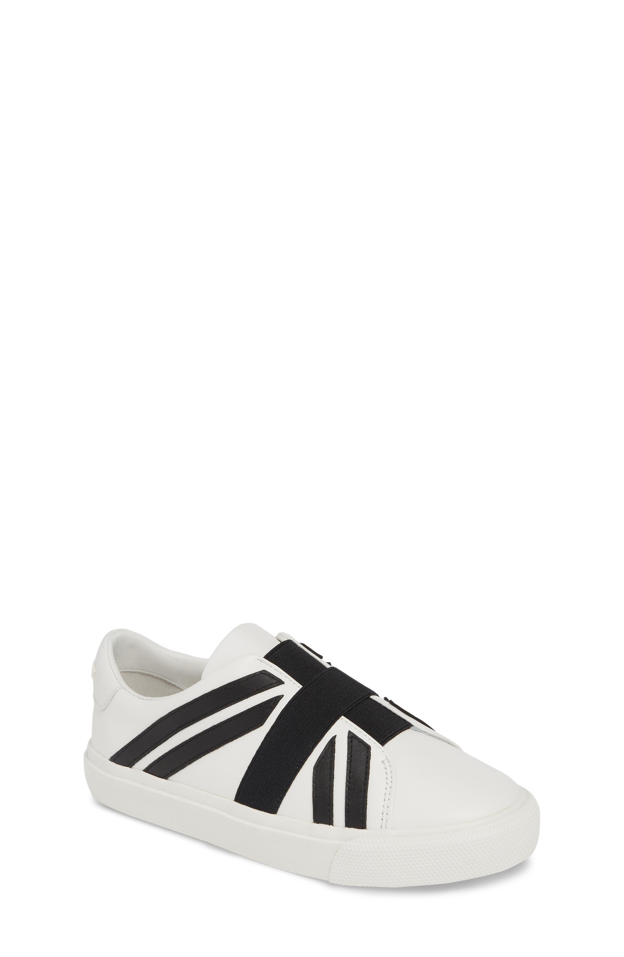Cedbury Union Jack Sneaker, Main, color, OPTIC WHITE/BLACK