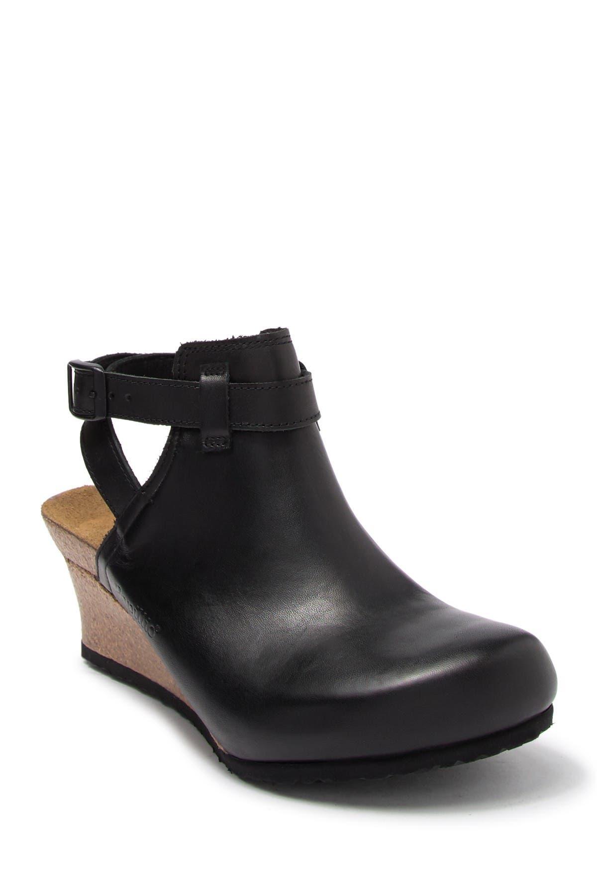 Birkenstock | Esra Wedge Leather Clog