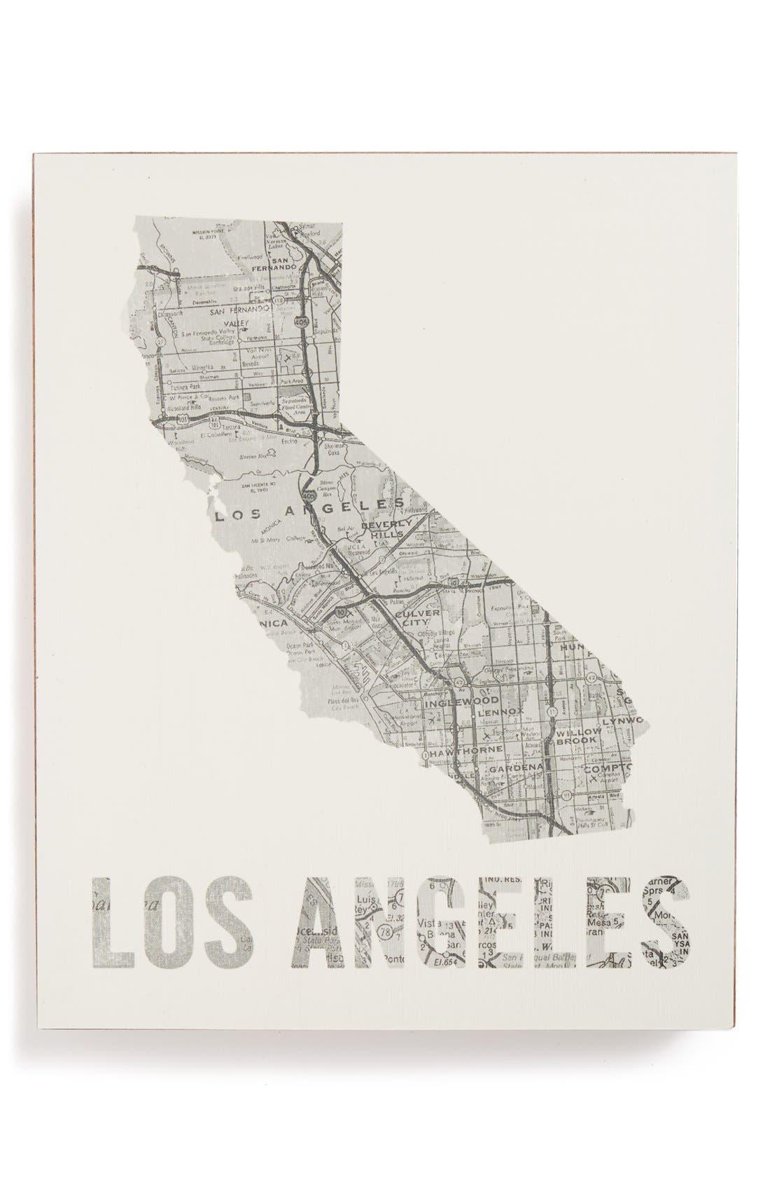 ,                             City Map Wall Art,                             Main thumbnail 19, color,                             038