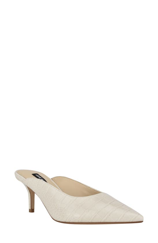 NINE WEST Pointed toes ANGLE POINTED TOE PUMP
