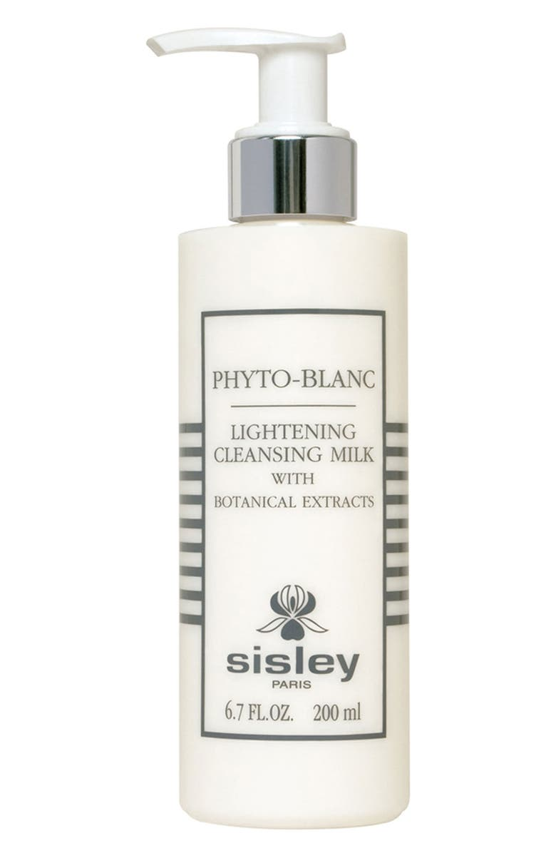SISLEY PARIS Phyto-Blanc Lightening Cleansing Milk with Botanical Extracts, Main, color, NO COLOR