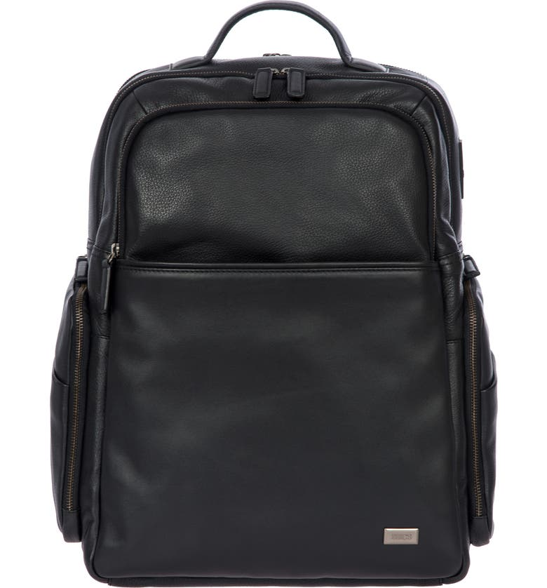 BRIC'S Torino Large Business Backpack, Main, color, BLACK