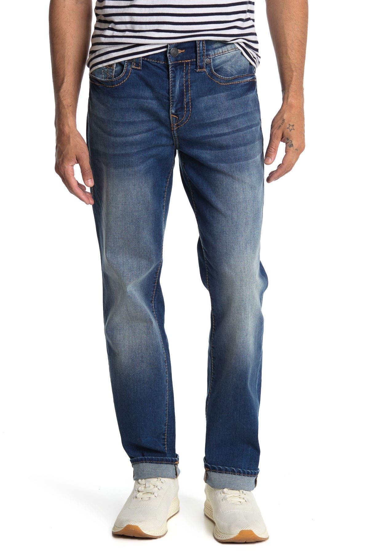 Image of True Religion Geno Big T Flap Jeans