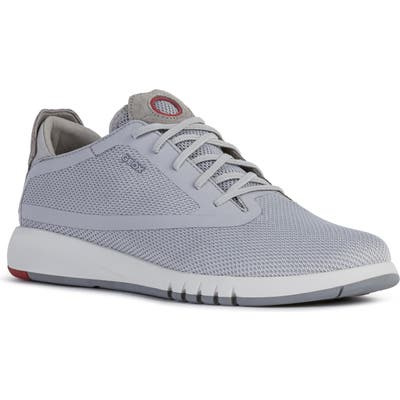 Geox Aerantis 7 Sneaker, Grey