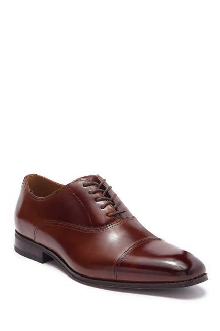 Image of Florsheim Carino Leather Cap Toe Oxford