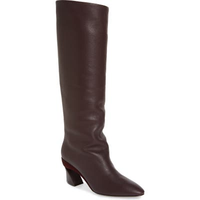 Salvatore Ferragamo Antea Slouchy Knee High Boot