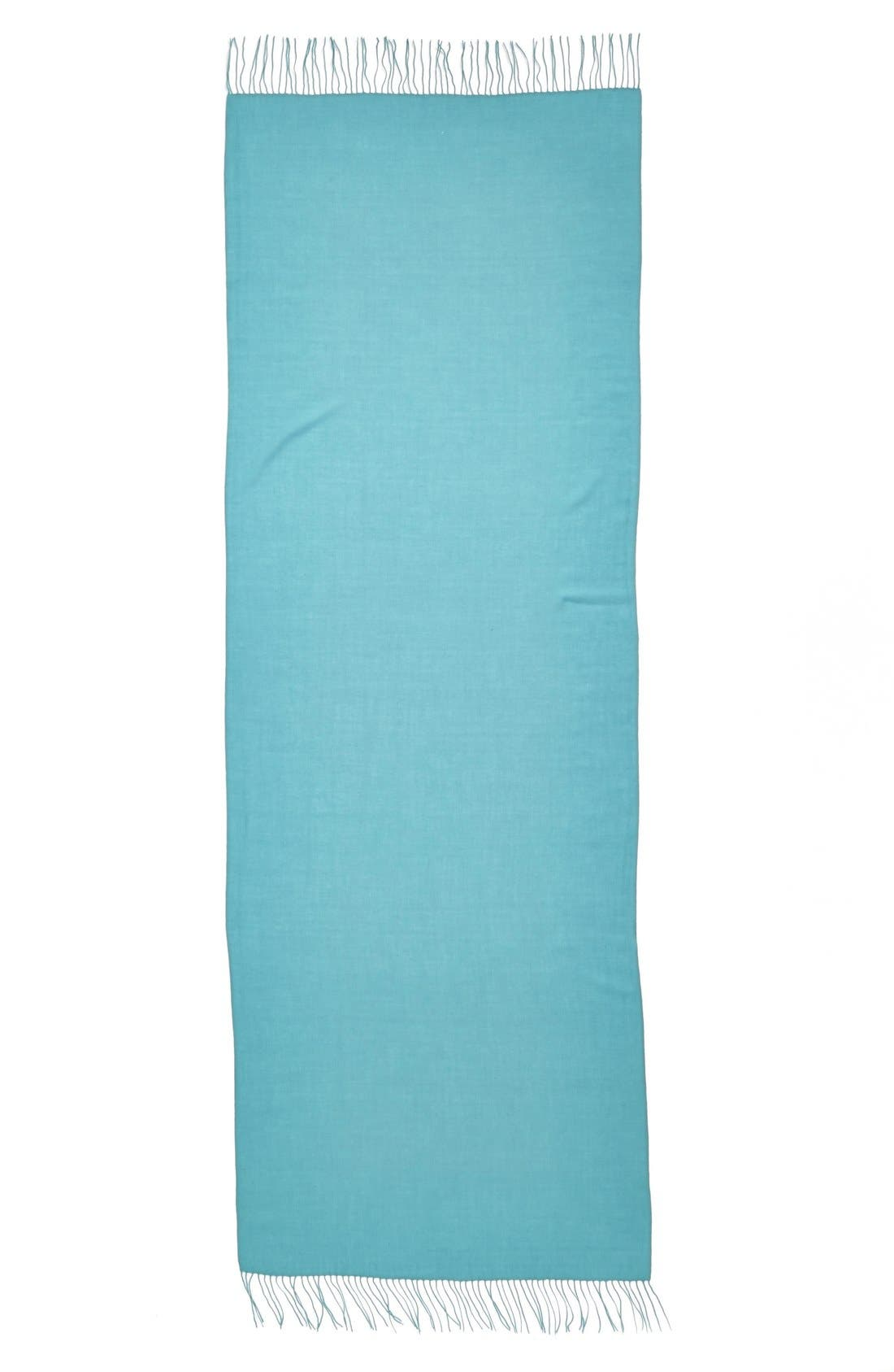 ,                             Tissue Weight Wool & Cashmere Wrap,                             Alternate thumbnail 79, color,                             406
