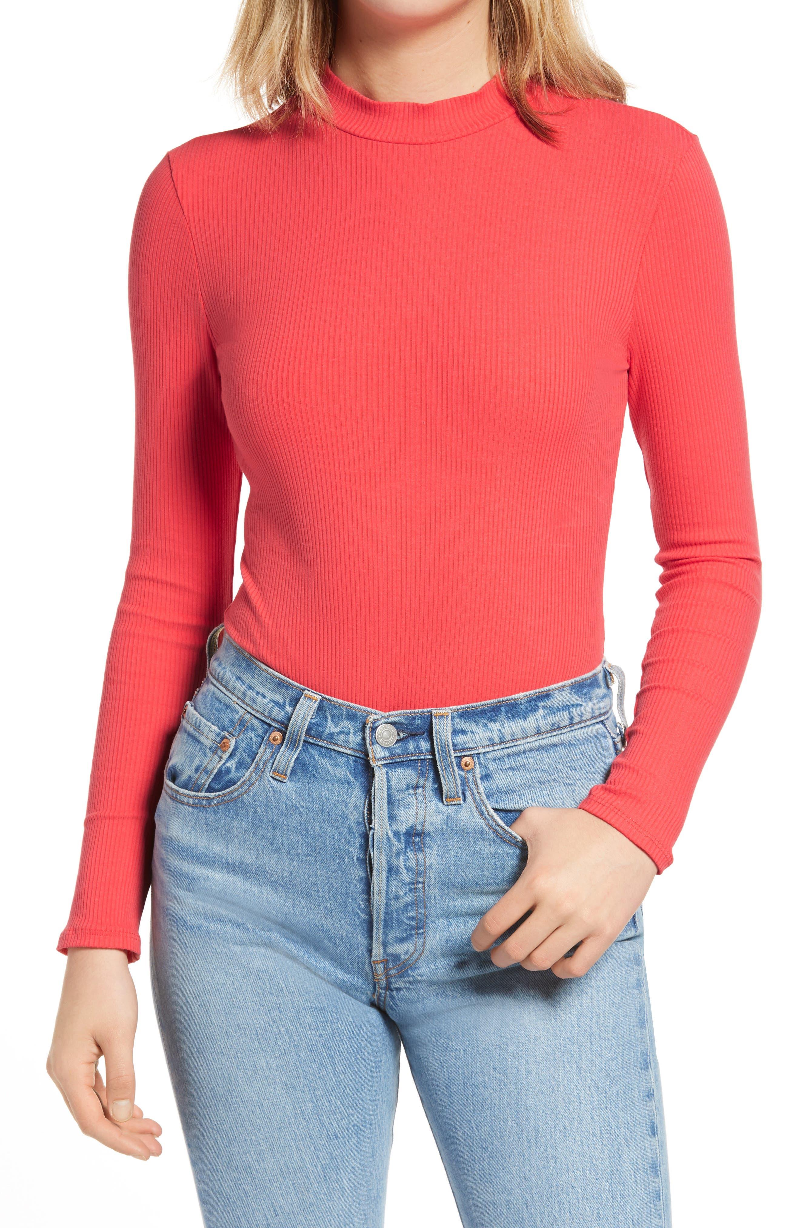 Brand RED WAGON Boys Colour Block Long Sleeve Top