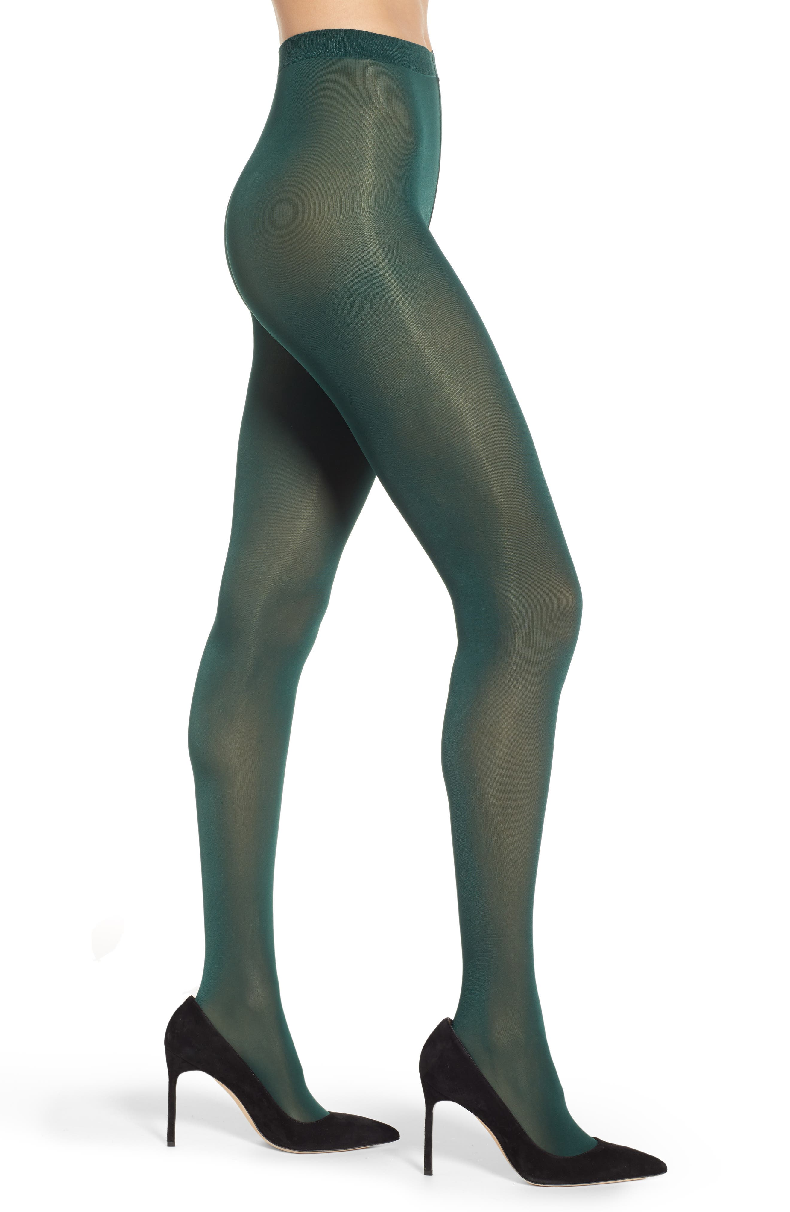 ,                             4-Pack Tights,                             Alternate thumbnail 6, color,                             DEEP BLUE