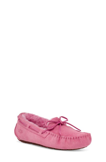 Image of UGG Dakota Faux Fur Lined Moc Slipper