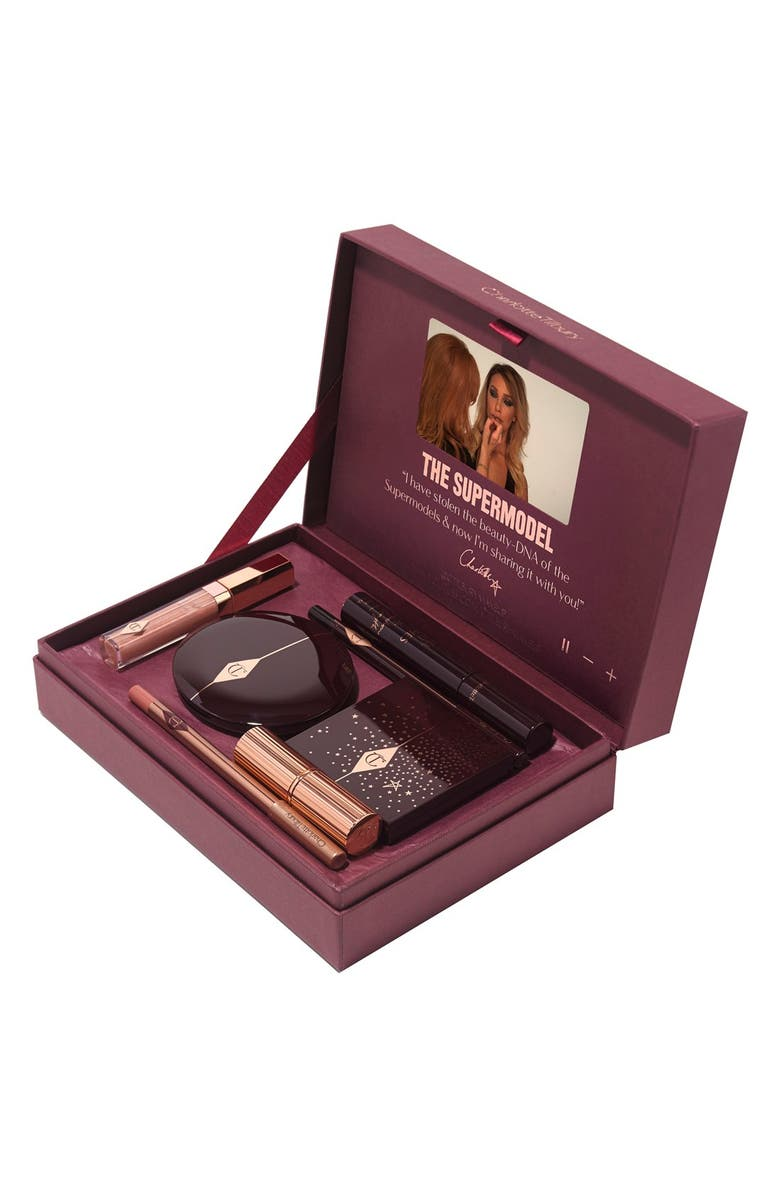 CHARLOTTE TILBURY The Supermodel Genius Tutorial Video Box, Main, color, 000
