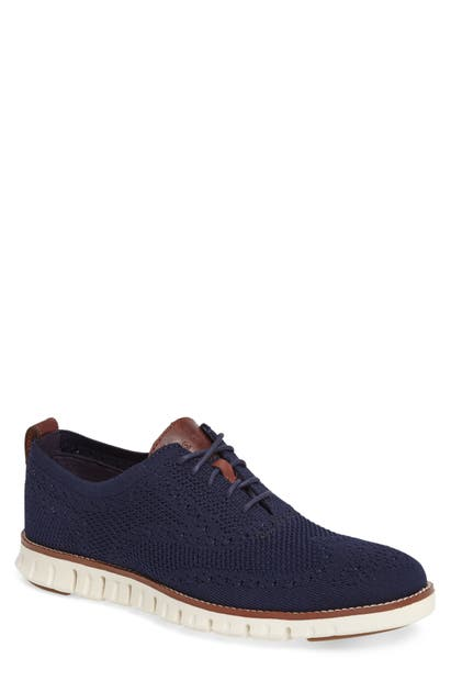 Cole Haan Oxfords ZEROGRAND STITCH-LITE WINGTIP OXFORD