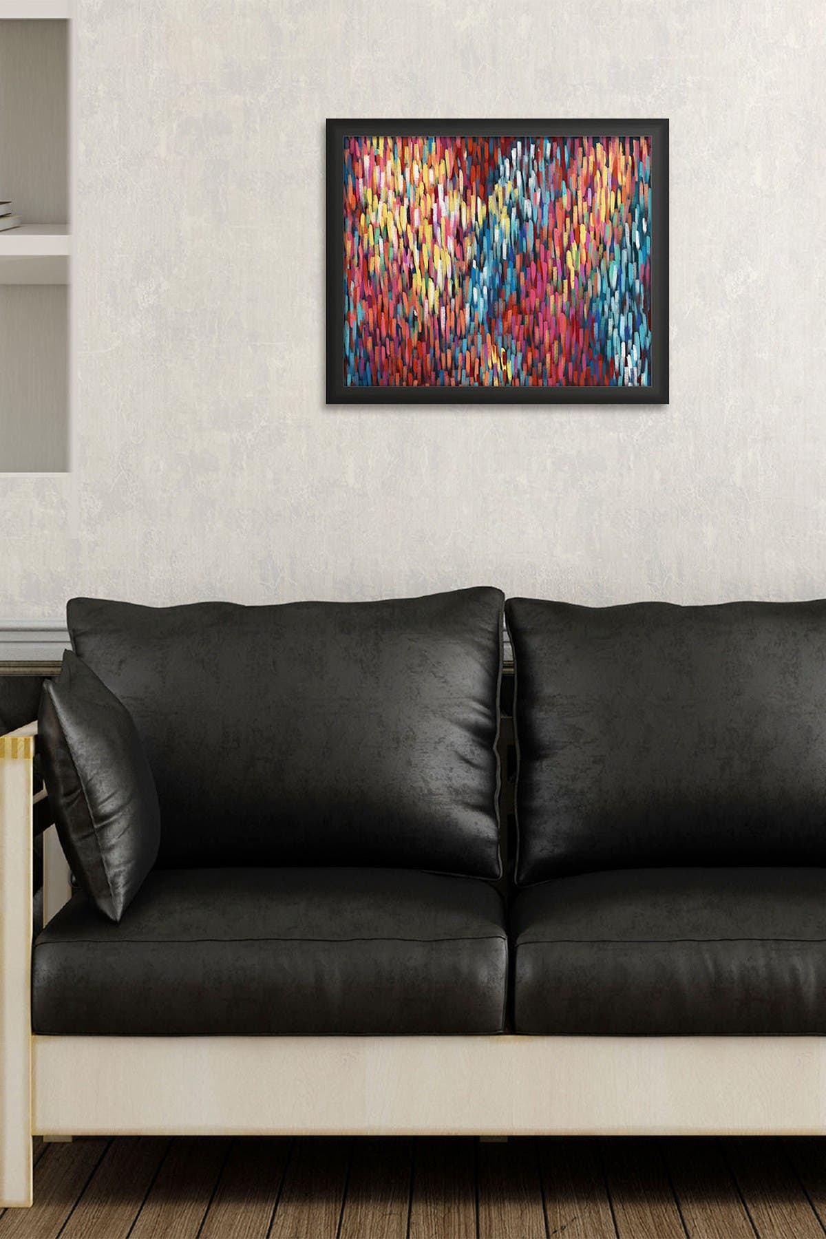 Image of PTM Images Colorful Paint 3 Framed Print