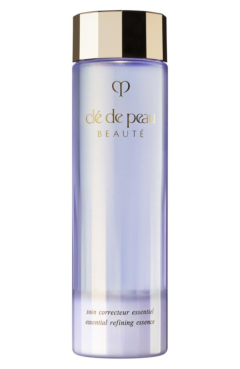 CLÉ DE PEAU BEAUTÉ Essential Refining Essence, Main, color, NO COLOR