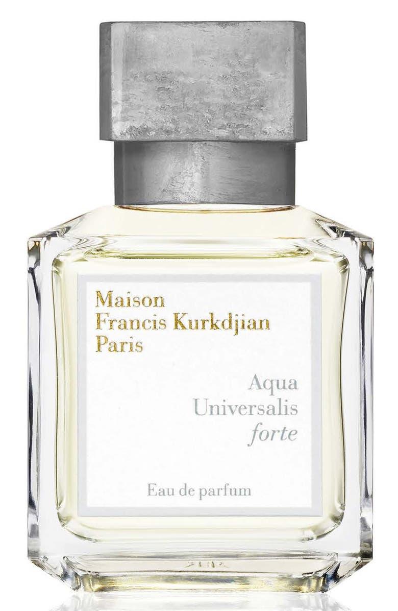 MAISON FRANCIS KURKDJIAN PARIS Aqua Universalis Forte Eau de Parfum, Main, color, NO COLOR