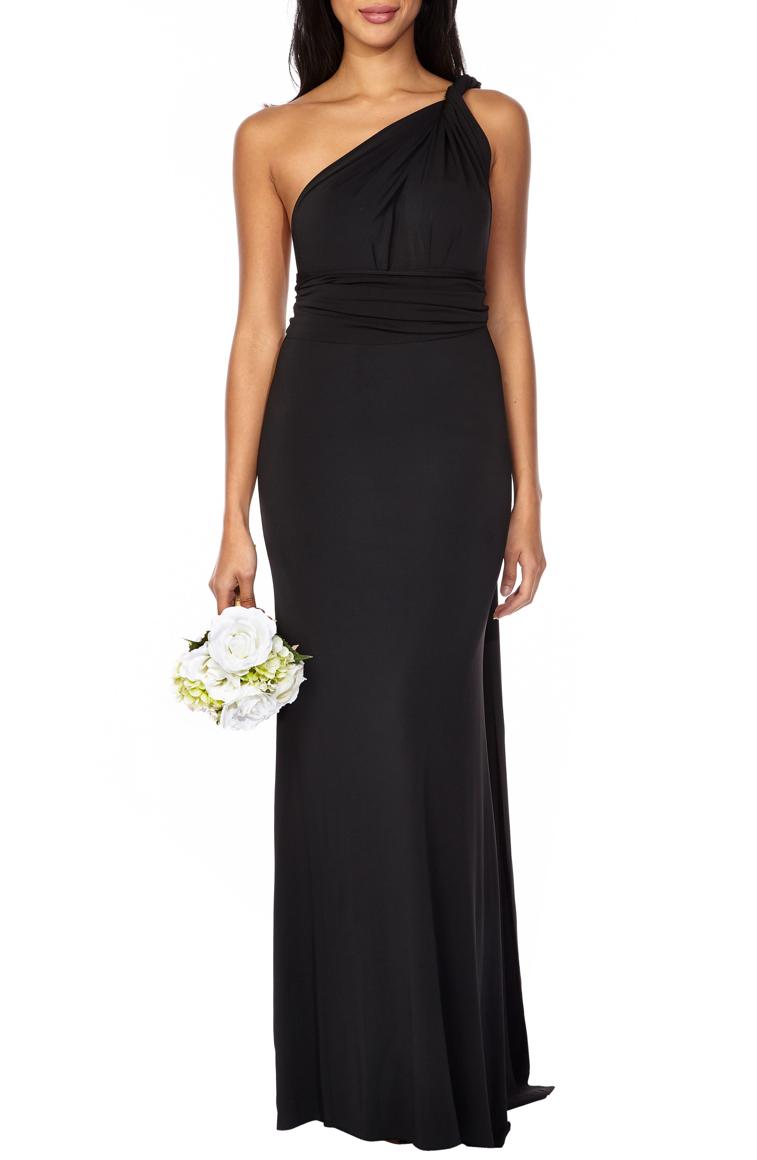 Tfnc Multiway Gown, Black