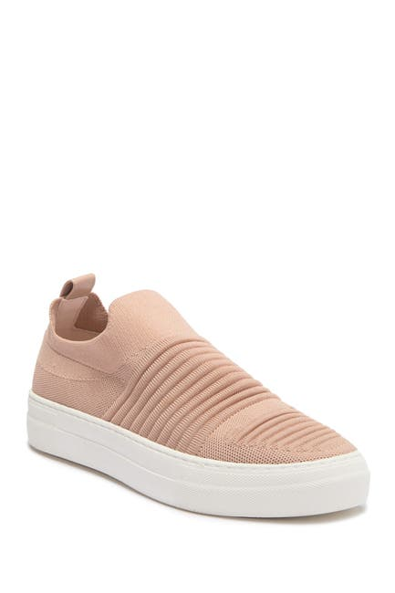 Image of Madden Girl Brytney Textured Platform Slip-On Sneaker