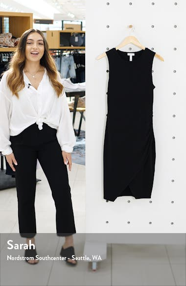 Sleeveless Body-Con Dress, sales video thumbnail