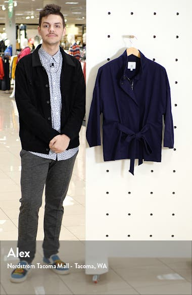 Kahlen Belted Jacket, sales video thumbnail