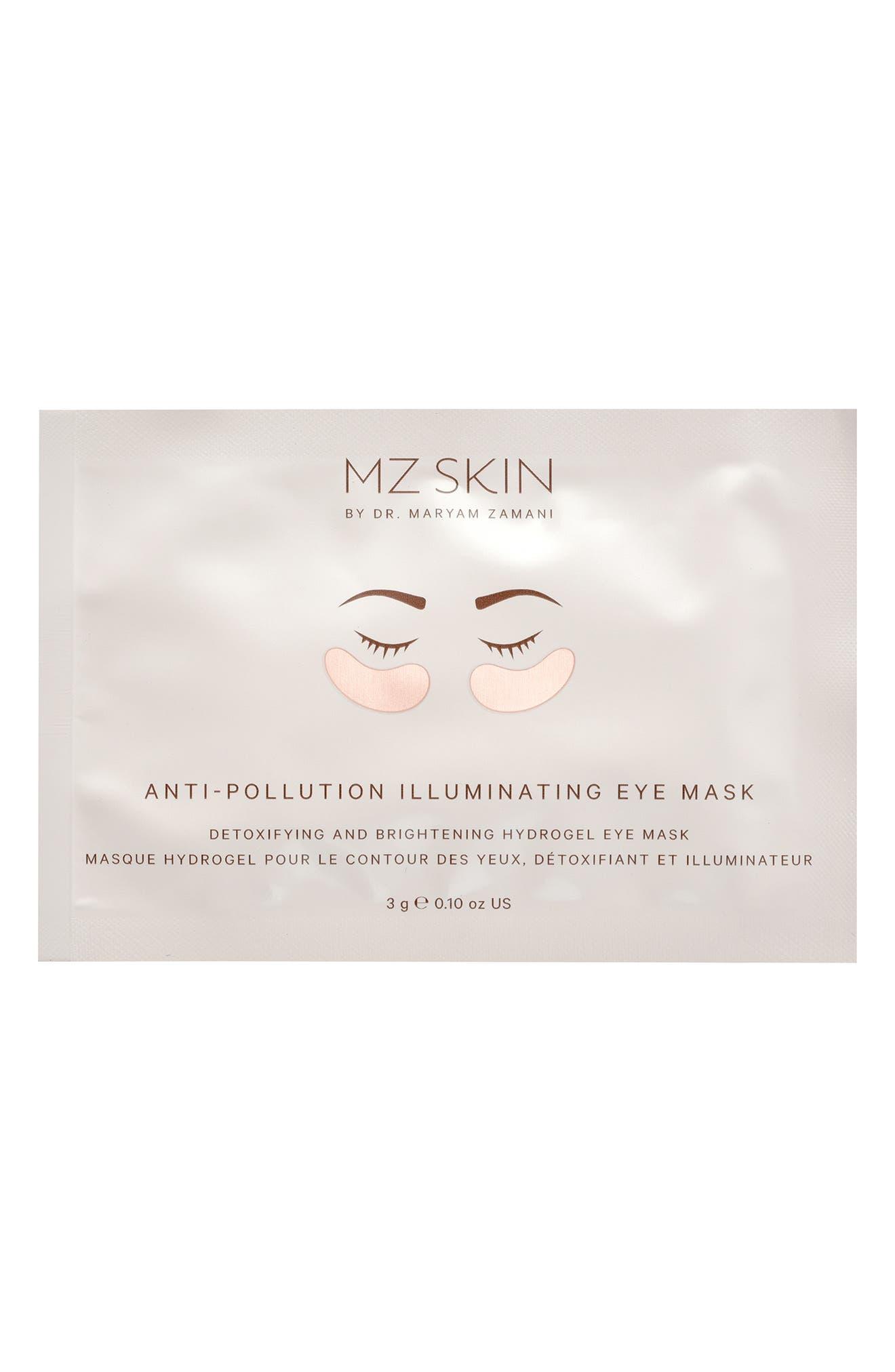 Anti-Pollution Illuminating Eye Mask