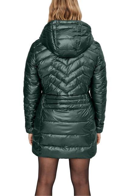 Image of NOIZE Eden Lightweight Puffer Jacket