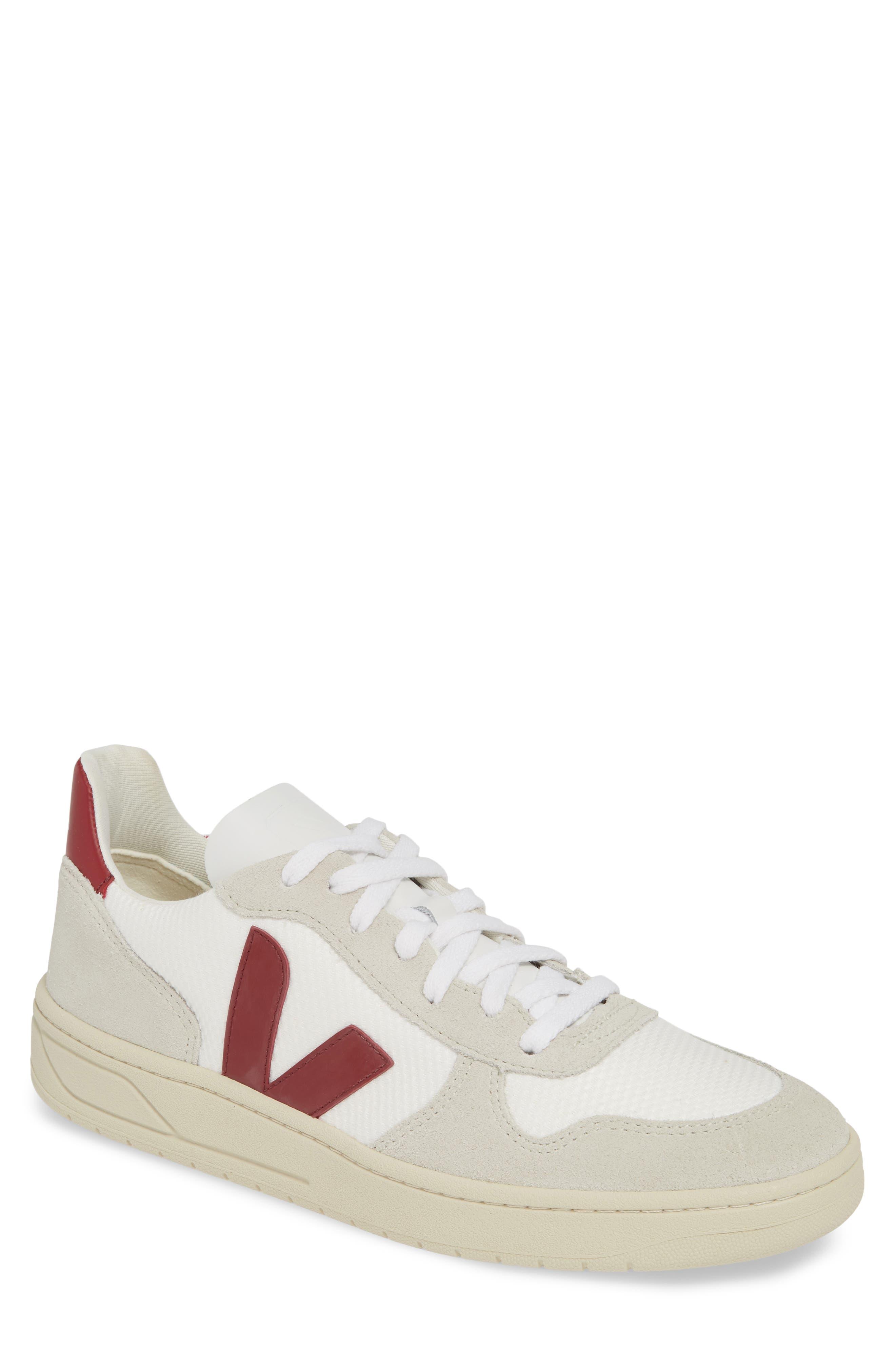 Veja V-10 Sneaker, White