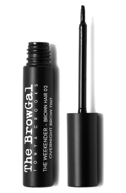 Image of The BrowGal The Weekender Overnight Brow Tint - Brown Hair