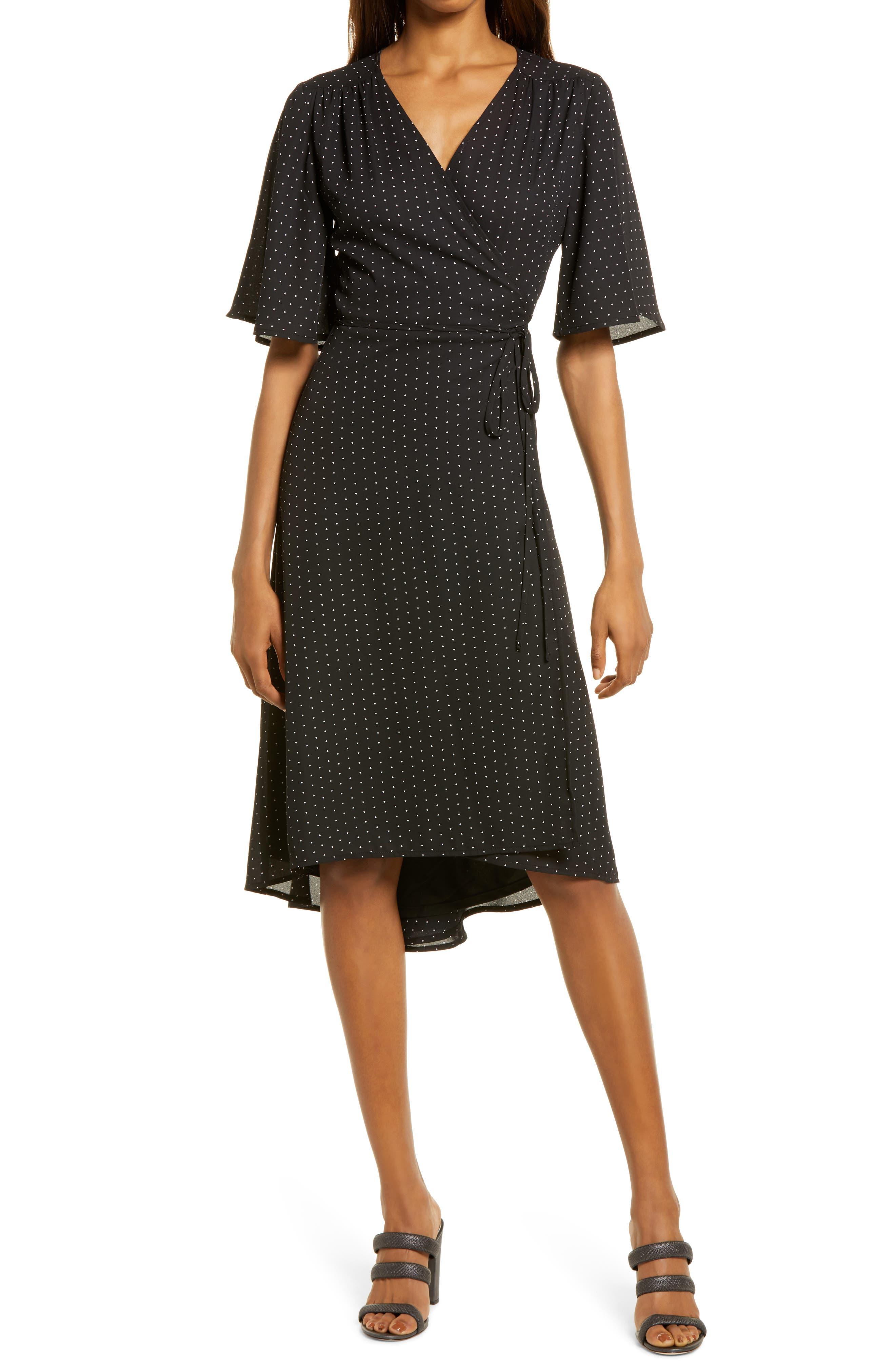 Farah Wrap Dress