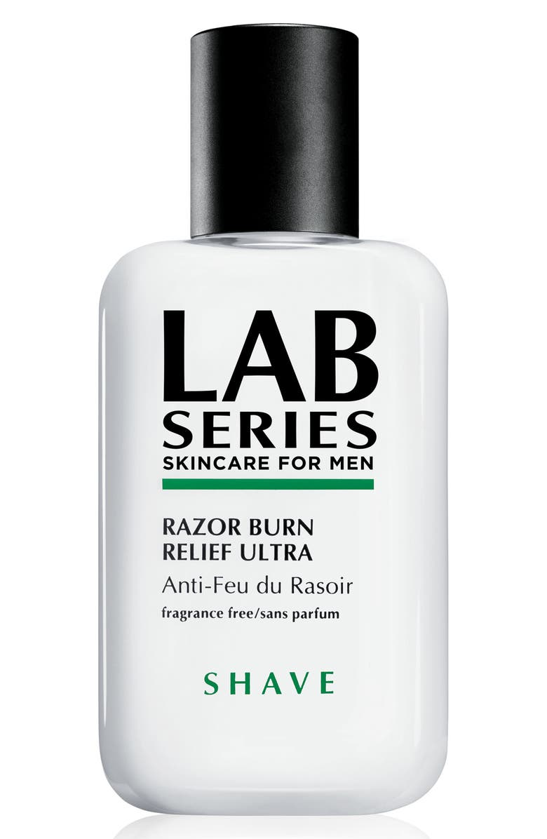 LAB SERIES SKINCARE FOR MEN Razor Burn Relief Ultra, Main, color, NO COLOR