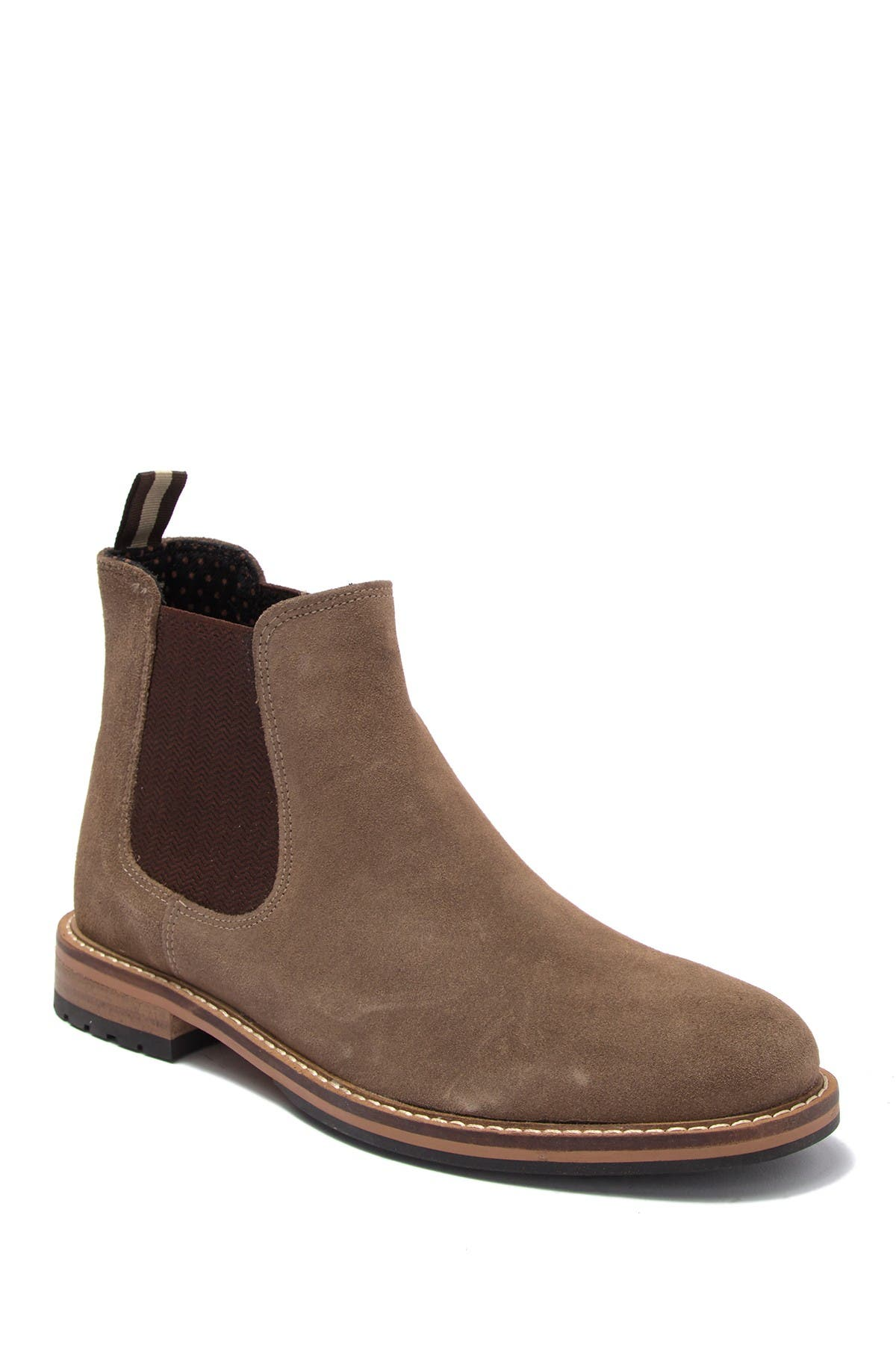 Image of Crevo Rory Water Resistant Suede Chelsea Boot