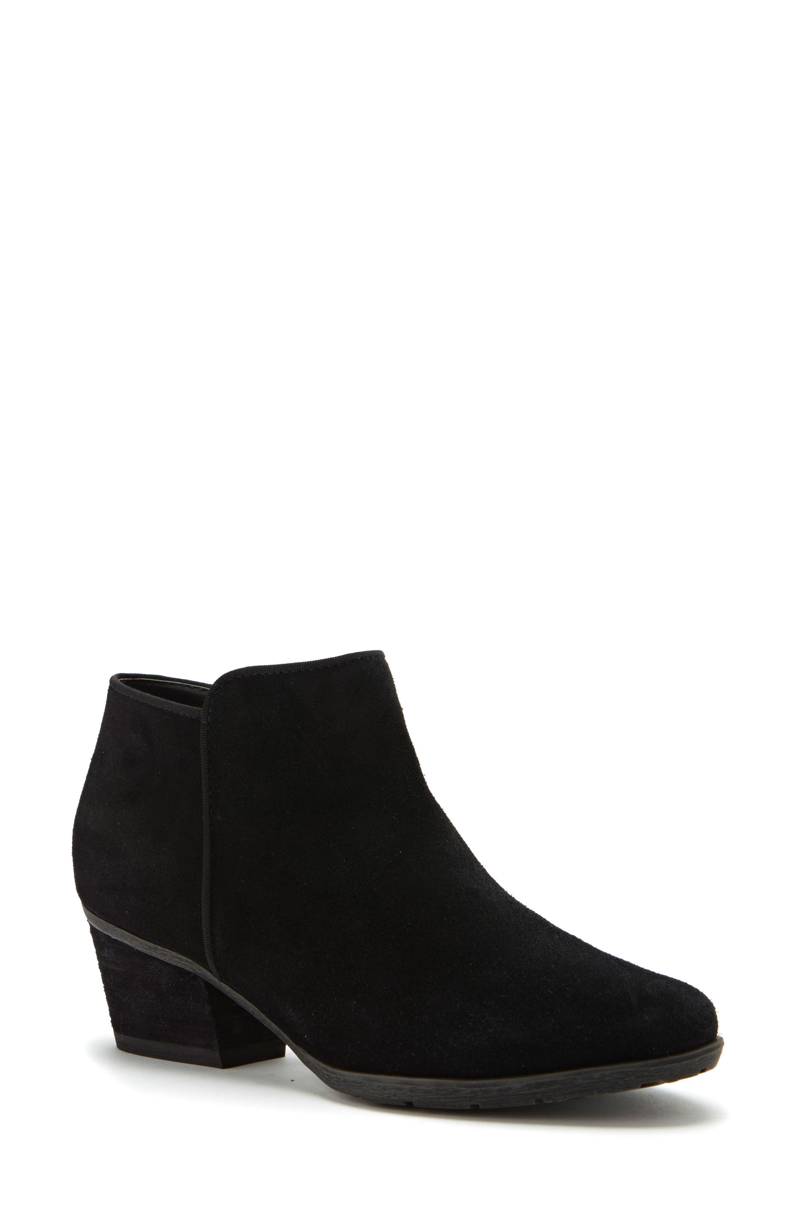 Blondo Villa Waterproof Boot W - Black