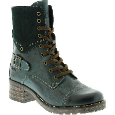 Taos Crave Boot, Blue/green
