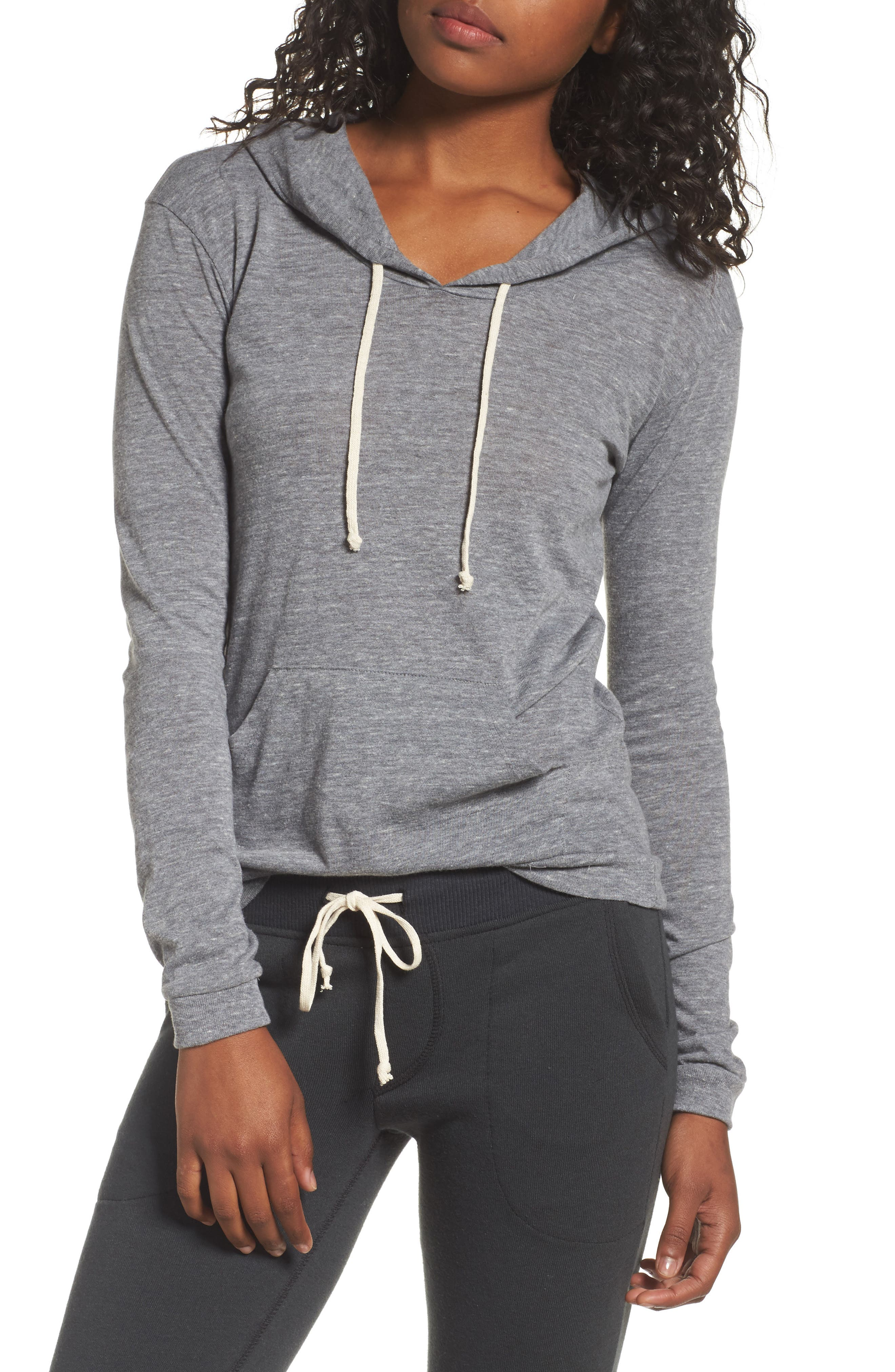 Image of Alternative Classic Drawstring Pullover Hoodie