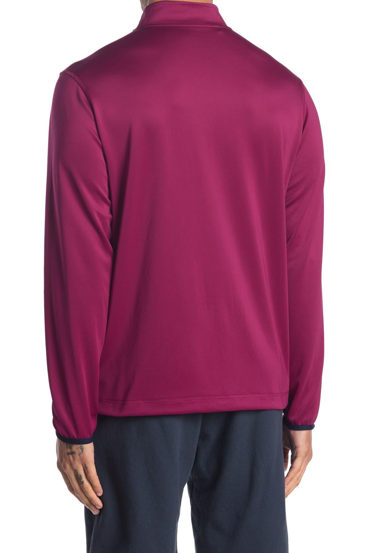 Image of Adidas Golf 3 Stripes Midweight Layering Sweatshirt