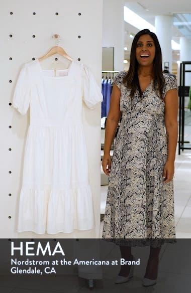 5debb8db4b7b Rachel Parcell Puff Sleeve Dress (Nordstrom Exclusive) | Nordstrom