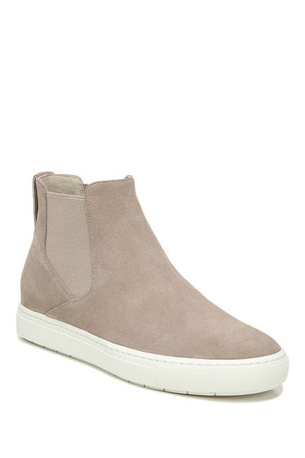 Image of Vince Newlyn Chelsea Suede Sneaker