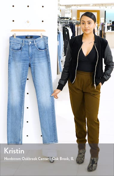 Byron Slim Straight Leg Jeans, sales video thumbnail